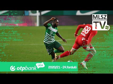 Ferencvaros DVTK Borsodi Goals And Highlights