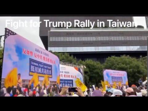 Taiwan Supports Trump