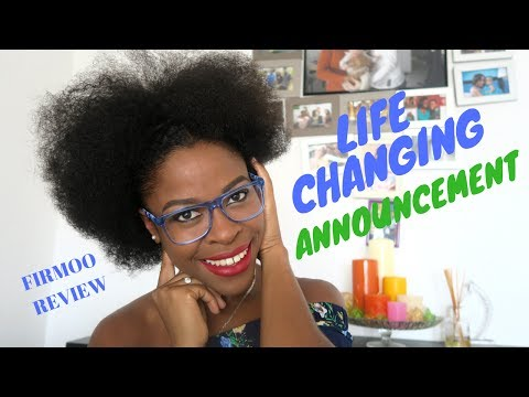 HUGE LIFE CHANGING ANNOUNCEMENT || FIRMOO ONLINE GLASSES REVIEW