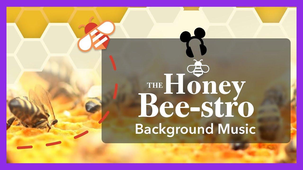 The Honey Bee-Stro Background Music - Epcot Flower & Garden