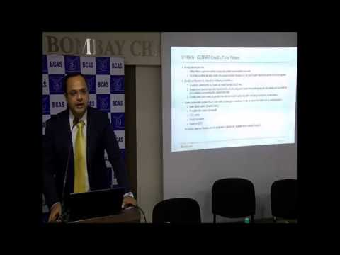 Lecture Meeting on Goods and Services Tax – Transition provisions