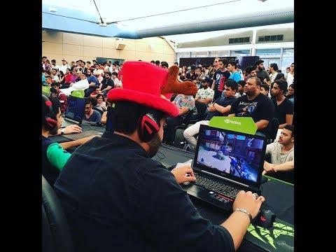 شاهدوا تغطية مسابقة GeForceCup للعبة Overwatch التي نظمناها في Animania Bahrain