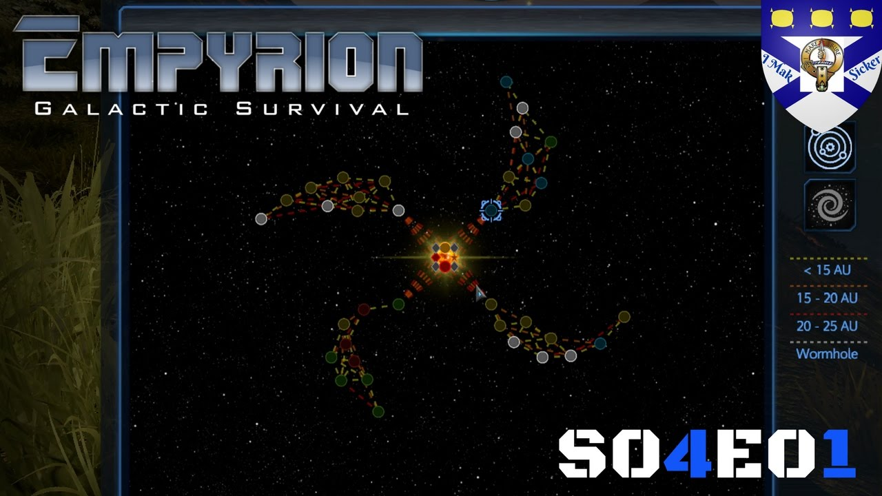 Empyrion Galactic Survival S04 Ep 01 New Solar System New