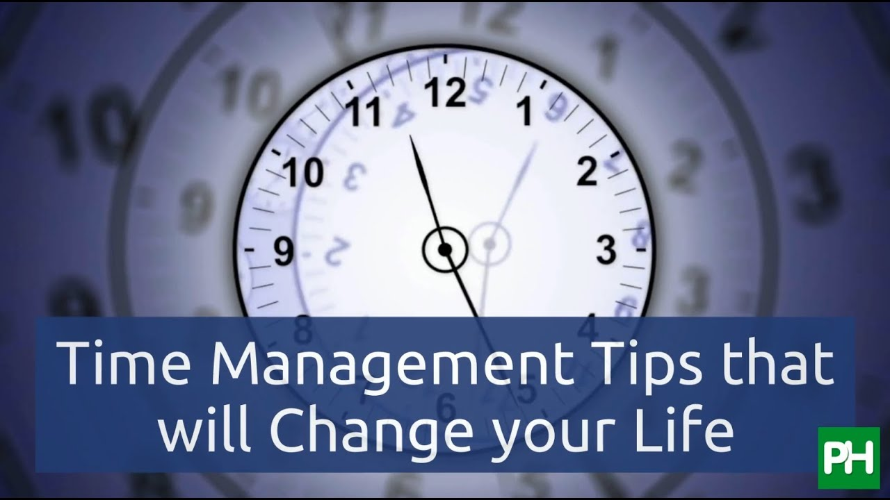 Work Smarter, Not Harder: 15 Time Management Tips that will Change your  Life | by ProofHub | ProofHub Blog