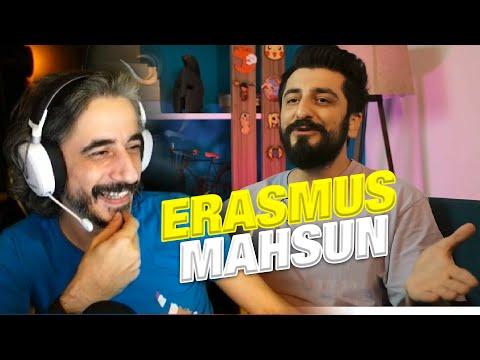 KOZMİK KARINCA ERASMUS MAHSUN   HOLLANDA   RÖPORTAJ ADAM   İZLİYOR
