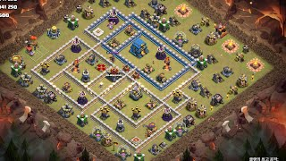 TH12 War Attack_Queen walk pebowitch_#35_[Clash of Clans] _클래시오브클랜 12홀 퀸힐 페볼마 완파_2018