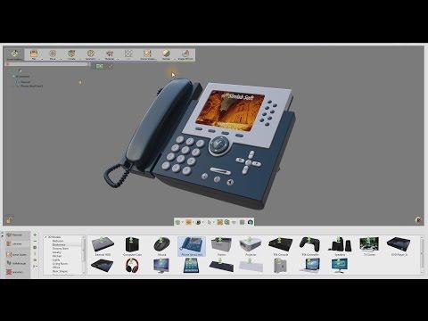 SimLab Composer : Basics of Texture Baking