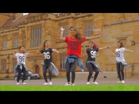 The NEXT Choreography NEPATHYA Song (boys vs girls) cover