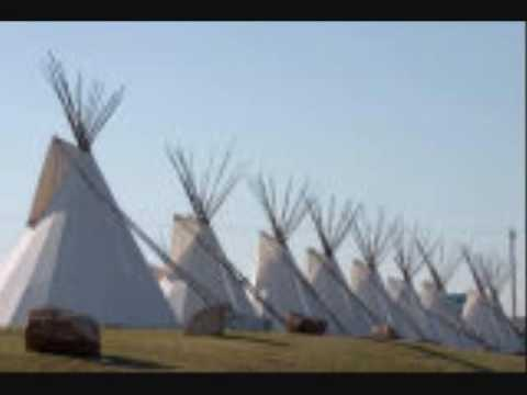 """Holy Spirit Song"" A Comanche Hymn"
