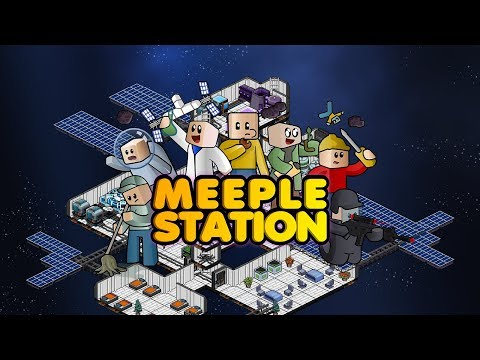 Meeple Station - Early Access Trailer
