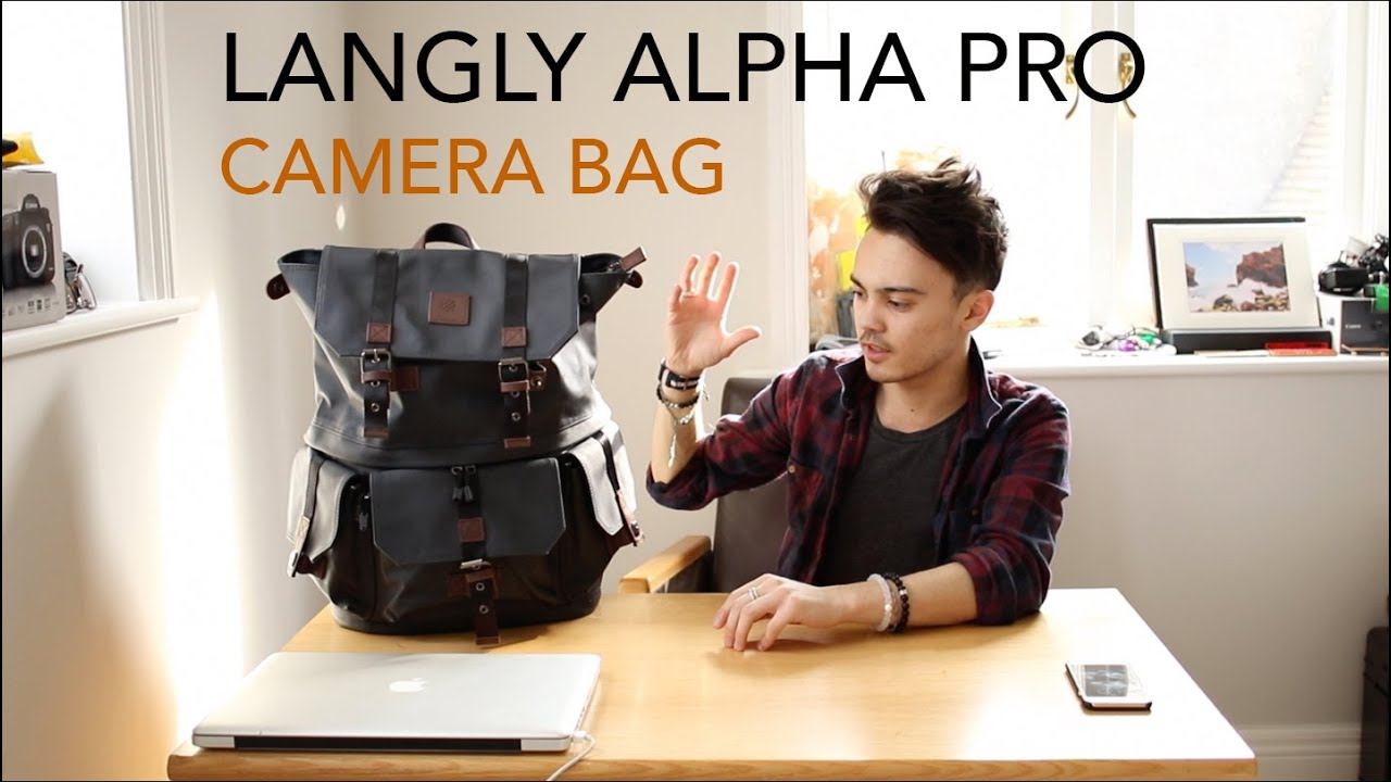 Langly alpha pro review my new camera bag youtube - Subject alpha cf ...