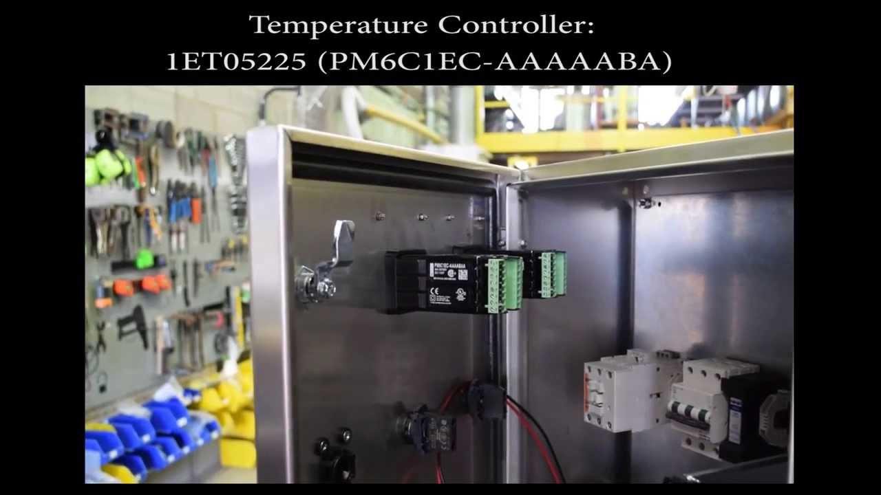 Video 2 Temperature Controller Wiring Cynebar