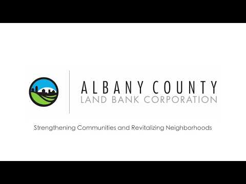Albany County Land Bank Overview