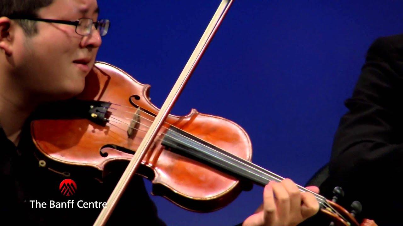 Download BISQC 2013 - Gemeaux String Quartett - Joseph Haydn Quartet in G minor