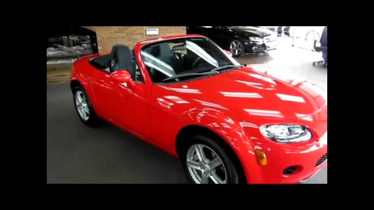 2008 mazda mx 5 miata dixie motors inc nashville tn youtube
