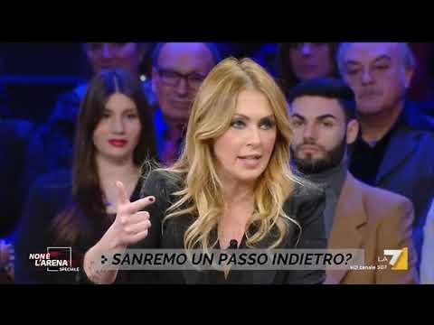 Sanremo, Bruzzone: 'Il pensiero che nel 2020 il CV di una donna è essere bella, o essere ...