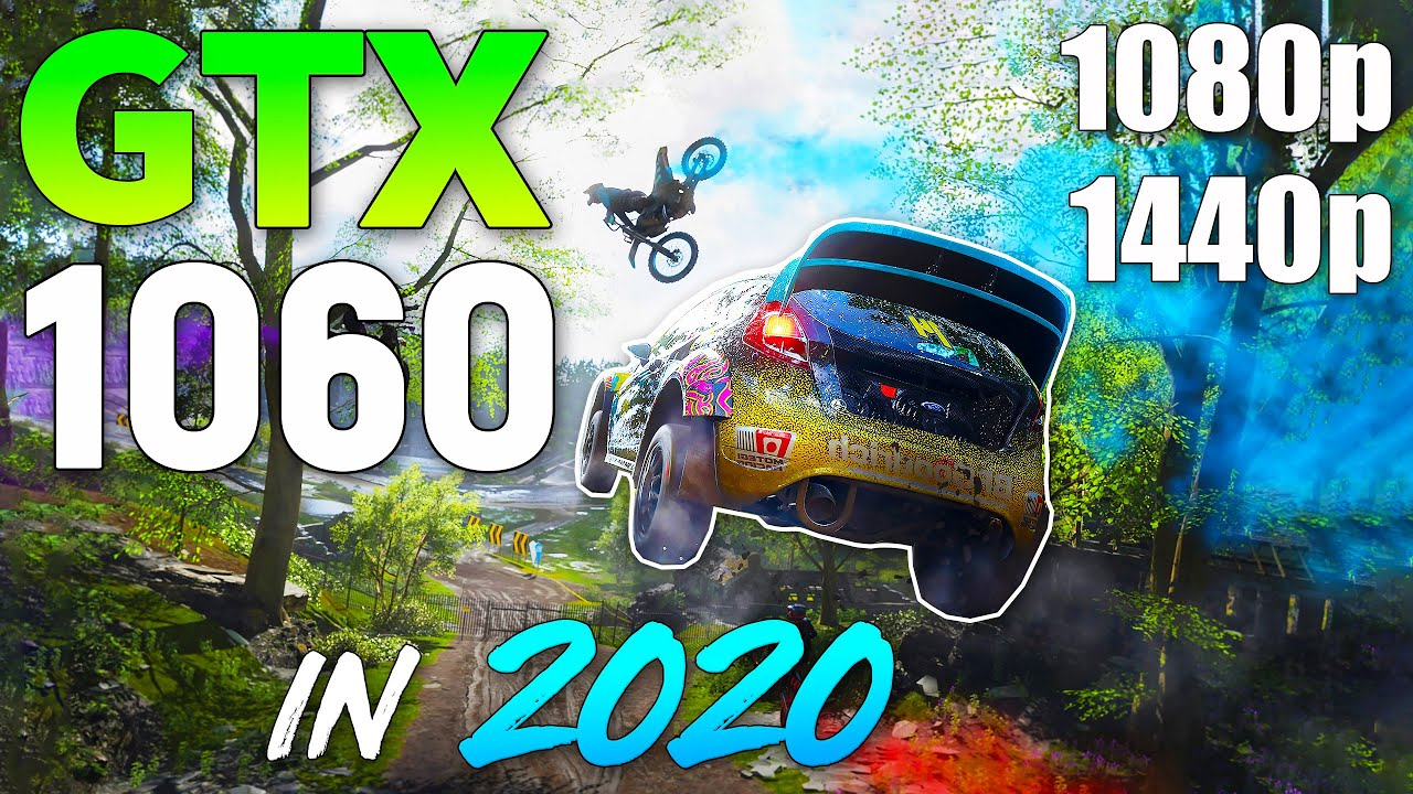 GeForce GTX 1060 in 2020 with New Drivers