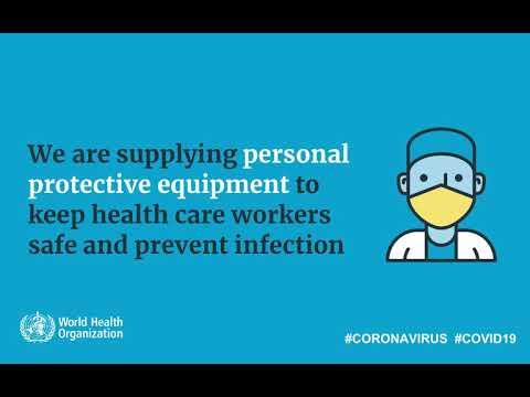 WHO response to Coronavirus disease (COVID-19)