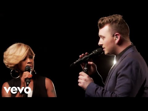 Sam Smith - Stay With Me ft. Mary J. Blige (Live)