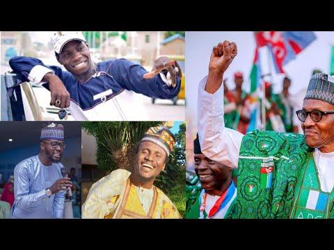 Ado Gwanja, Naziru, Ali Jita, & Danko - Sabuwar Wakar Dage Zabe Ta Baba Buhari, Aikin Gama Ya Gama.