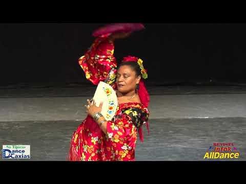 Dance Caxias - JUPYSOLO CONCEIÇÃO, Solo,  RUMBA CIGANA