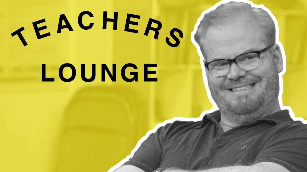 Download Jim Gaffigan (Teachers Lounge Ep. 1)