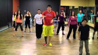 Algo Me Gusta De Ti - Wisin & Yandel Chris Brown - Reggaeton Fitness w/ Bradley
