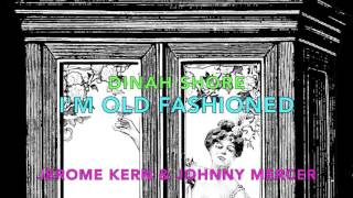 Watch Johnny Mercer Im Old Fashioned video