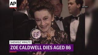 ShowBiz Minute: Caldwell, Weinstein, Brits