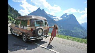 Van Life | Glacier National Park