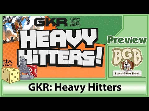 PREVIEW: GKR: Heavy Hitters