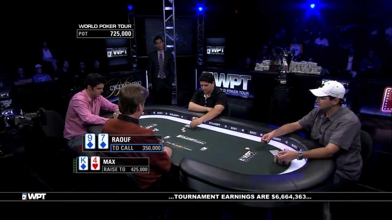 World poker tournament youtube seneca allegany casino buffet
