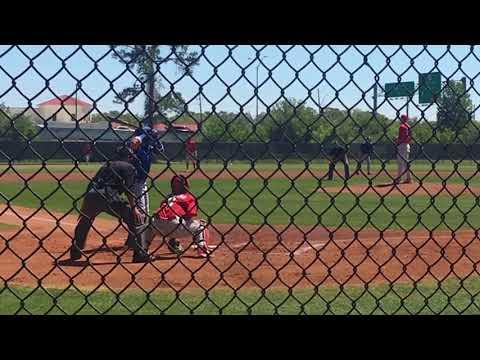 Francisco Morales Spring Game 3/15/18
