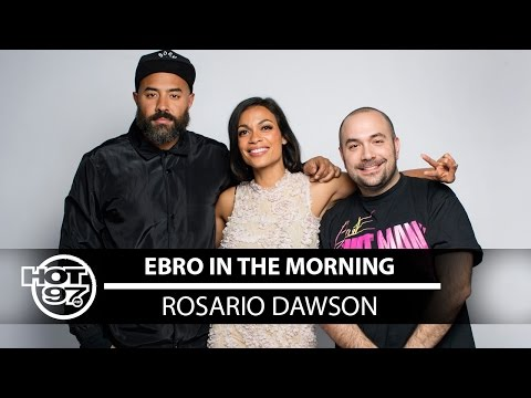 Rosario Dawson Reminisces  on Sex s As A Virgin & Talks Double Standards in Hollywood