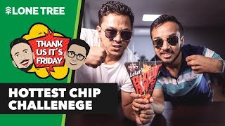 Bhoot Chips Challenge | Guess The Riddle | Spicy Challenge | Nepali Video