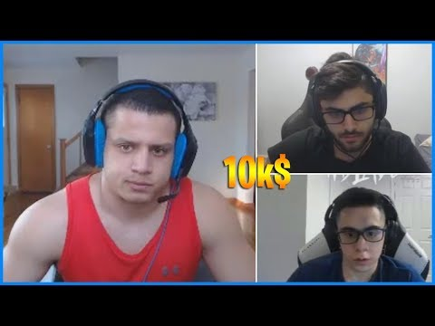 Tyler1 vs Twitch Staff | Yassuo Trained for 10k$ Bet with T1 | LoL Daily Moments Ep #372