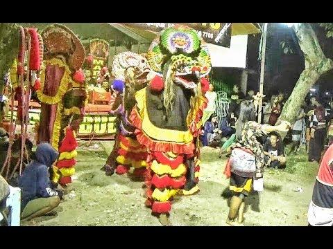 Rampokan SINGO BARONG Jaranan Margo Budo Live Kedongbeduk Lengkog