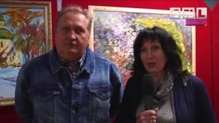 CNLNEWS: 15-я выставка Константина и Светланы Шаповаловых