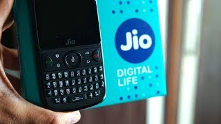 JioPhone 2 Unboxing, Features, Apps, Dual SIM Phone for Rs. 2999 - Gizmo Times