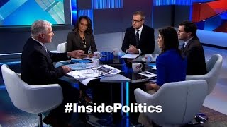 'Inside Politics' Forecast: WH seating shuffle