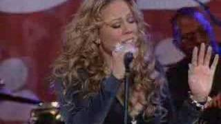 mariah carey - bringin on the heartbreak- live today show