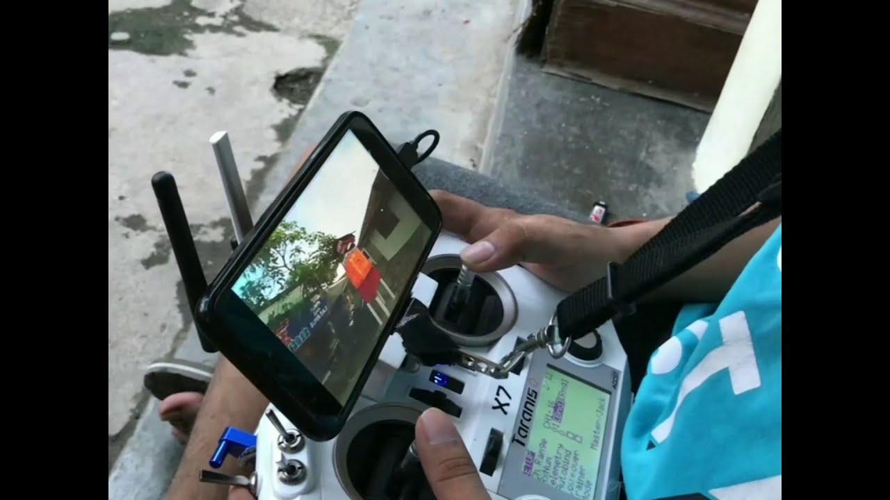 Micro drone 65mm 1s // stick cam фотки