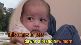 CDV Karaoke - When A Child Is Born.mkv