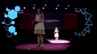 Ana Helena Chacón | TEDxPuraVidaJoven