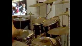 FEUERSCHWANZ - Wir Lieben Dudelsack-drumcover