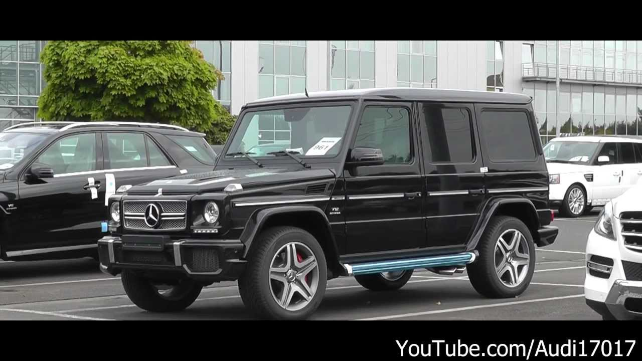 2013 mercedes g63 amg v8 biturbo in detail 2x 2013 g65 amg v12 full hd youtube. Black Bedroom Furniture Sets. Home Design Ideas