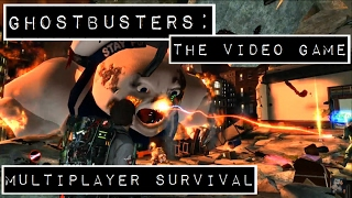 Ghostbusters: The Video Game, Multiplayer Survival on Xbox One (360 BC)