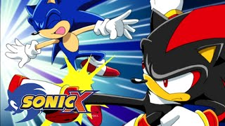 SONIC X Ep34 - Shadow Knows