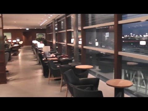 Lounge Review: New Cathay Pacific London Heathrow Business Class Lounge