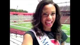 Vote for Miss New Jersey 2014 Cierra Kaler-Jones